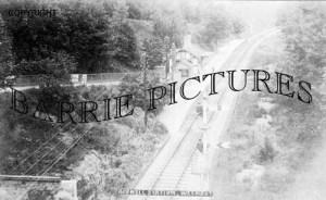 Rodwell, Station c1890
