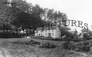 Semley, Gutch Common c1920