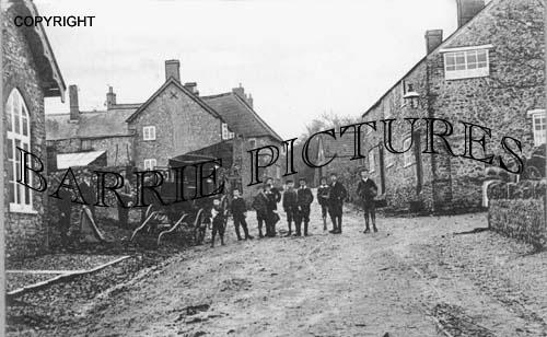 Thorncombe, High Street c1905