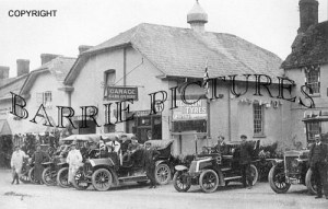 Amesbury, Salisbury Street 1911