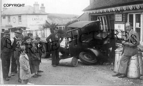 Donhead St Mary, Post Office c1938