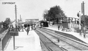 Codford, Station c1900