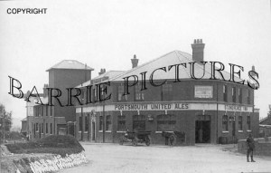 Durrington, The Stonehenge Inn c1920