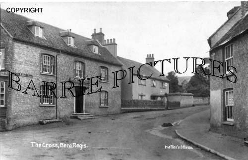 Bere Regis, The Cross c1930