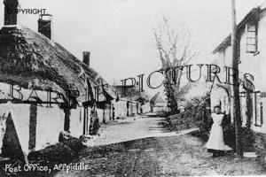 Affpiddle, Post Office c1890