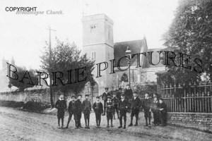 Broadmayne, Church c1890