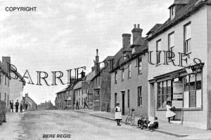 Bere Regis, c1910