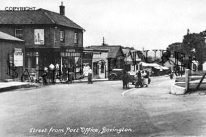 Bovington, c1955