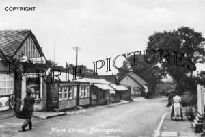 Bovington, Main Street c1955