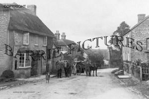 Stour Provost, Village c1920