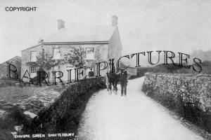 Shaftesbury, Enmore Green c1890