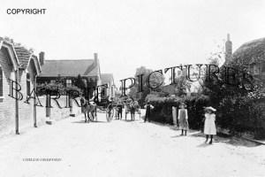 Child Okeford, Village c1905