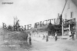 Child Okeford, Village Store c1890