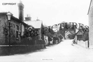 Durweston, Village c1910