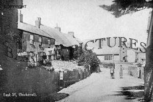 Chickerell, East Street c1905
