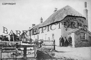 Chickerell, Lugger Inn c1910