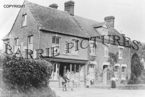 Iwerne Minster, Post Office c1900