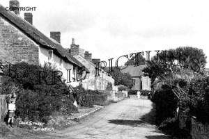 Chideock, Duck Street c1955