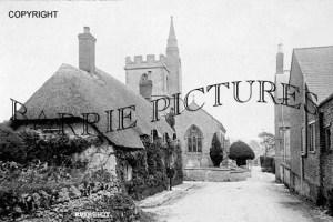 Evershot, Village c1910