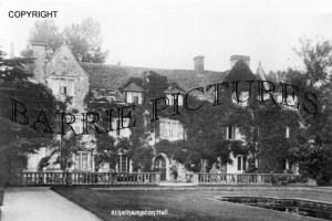 Athelhampton, Athelhampton Hall c1910