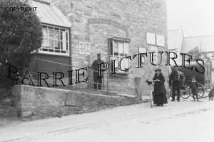 Broadwey, Post Office c1900