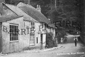 Osmington, Post Office c1935