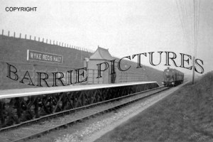 Wyke Regis, Halt Station c1930