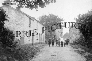 Corfe Castle, Village c1910