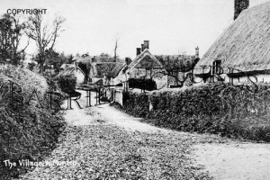 Morden, Village c1900