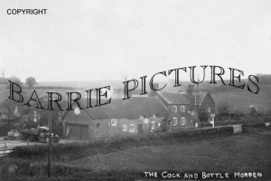 Morden, The Cock and Bottle c1930