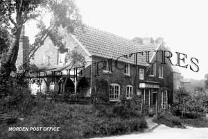 Morden, Post Office c1910