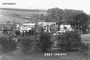 East Chaldon, Village c1920