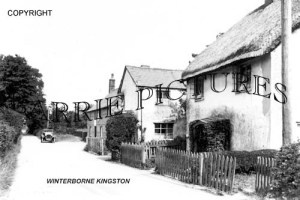 Winterbourne Kingston, Village c1925