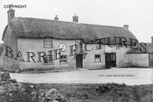 Melbury Abbas, Glyn Arms c1960