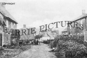 Ansty, Hart Foot Lane c1890