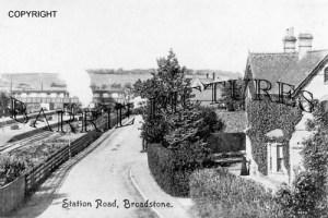 Broadstone, Station Road c1910