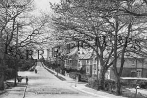 Broadstone, Clarendon Road c1920