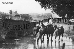 Tarrant Keynston, The Bridge c1920