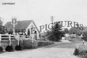 Tarrant Monkton, Village c1950
