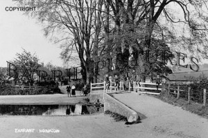 Tarrant Monkton, The Bridge c1920