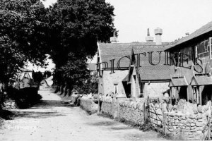 Charmouth, Lower Sea Lane c1920