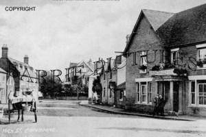 Cranborne, High Street c1910