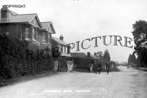 Verwood, Ringwood Road c1925