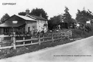 Three Legged Cross, Ye Olde Greye Cottage c1930