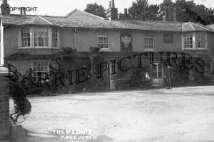Shrewton, The Plume c1930