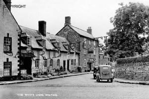 Wilton, The White Lion c1945