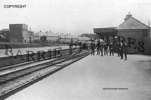 Tidworth, Station 1925
