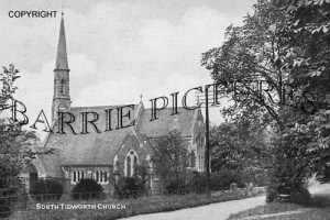 South Tidworth, Church c1915