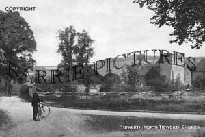 North Tidworth, Church c1910