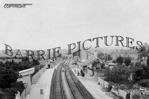 Heytesbury, Station c1905